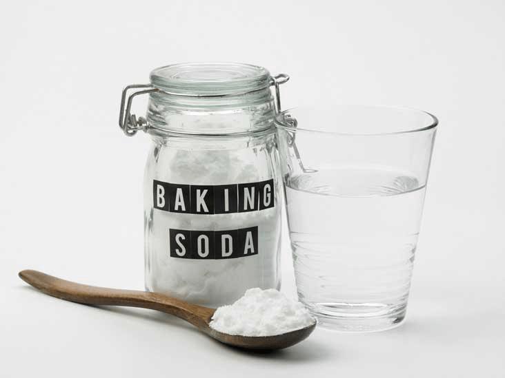 baking soda cleanse